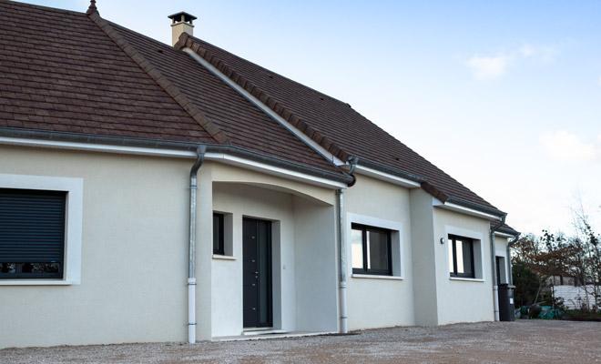 Construction de maison à Tournus