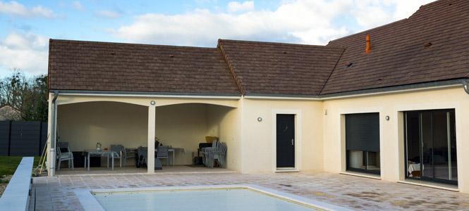 Construction de maison à Chagny