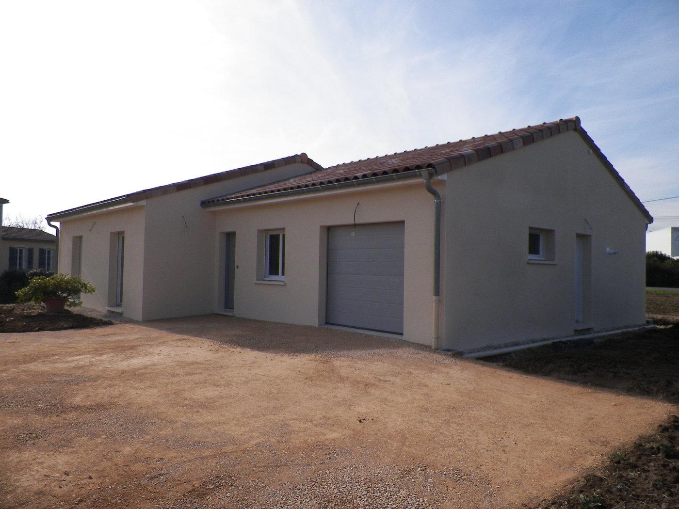 Construction d 39 une maison cuisery grosne entreprise for Entreprise construction maison